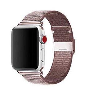 Apple Watch 40 mm Mauve Soft Nylon Band